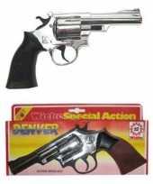 Feest gangster pistool met plaffertjes