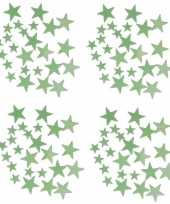 Feest glow in the dark sterren 96 stuks