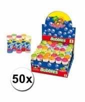 Feest goedkope bellenblazen pakket van 50