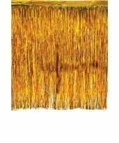 Feest gouden artikelen deurgordijn