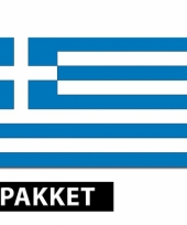 Feest griekenland thema artikelen pakket