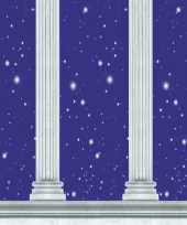 Feest griekse muurdecoratie 9 meter