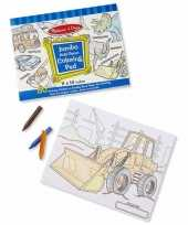 Feest grote kleurboeken voor jongens