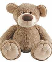 Feest grote knuffelbeer bella 100 cm
