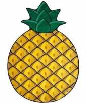 Feest grote picknickkleed ananas 150 cm