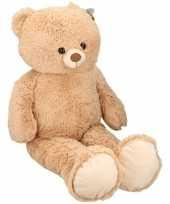 Feest grote pluche beer beren knuffel 100cm