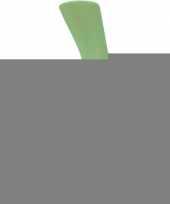 Feest halloween dames panty fluor groen 60 denier