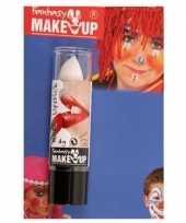 Feest halloween horror mat witte lippenstift lipstick