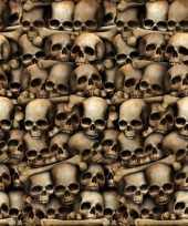 Feest halloween scenensetter schedels