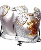 Feest harnas middeleeuwen zilver