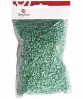 Feest hobby gras groen 50 gram