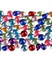Feest hobby stenen rond 15 gram
