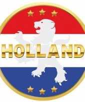 Feest holland bierviltjes 25x
