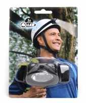 Feest hoofdlamp aan elastiek 5 led
