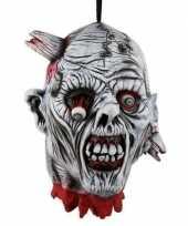Feest horror decoratie hoofd 30 cm