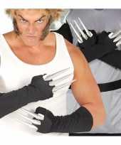 Feest horror klauwen handschoenen