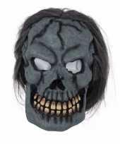 Feest horror masker schedel voor volwassenen