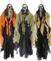 Feest horrorthema skelet decoratie 1st