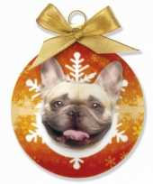 Feest huisdier kerstballen hond 10075017