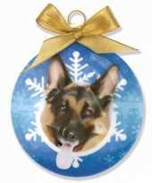 Feest huisdier kerstballen hond 10075020
