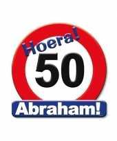 Feest huldeschilden abraham 50 jaar