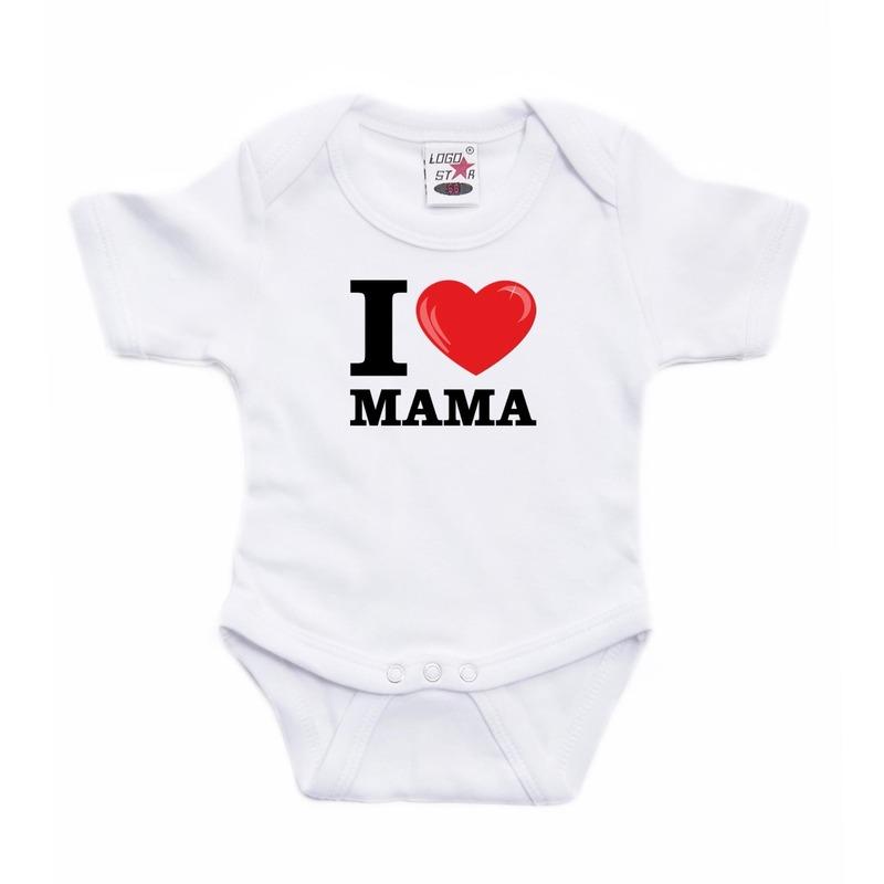 Feest i love mama rompertje baby