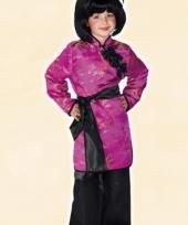 Feest japanse geisha meisjes kostuum