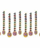 Feest jubileum spiralen 65 jaar 9 stuks