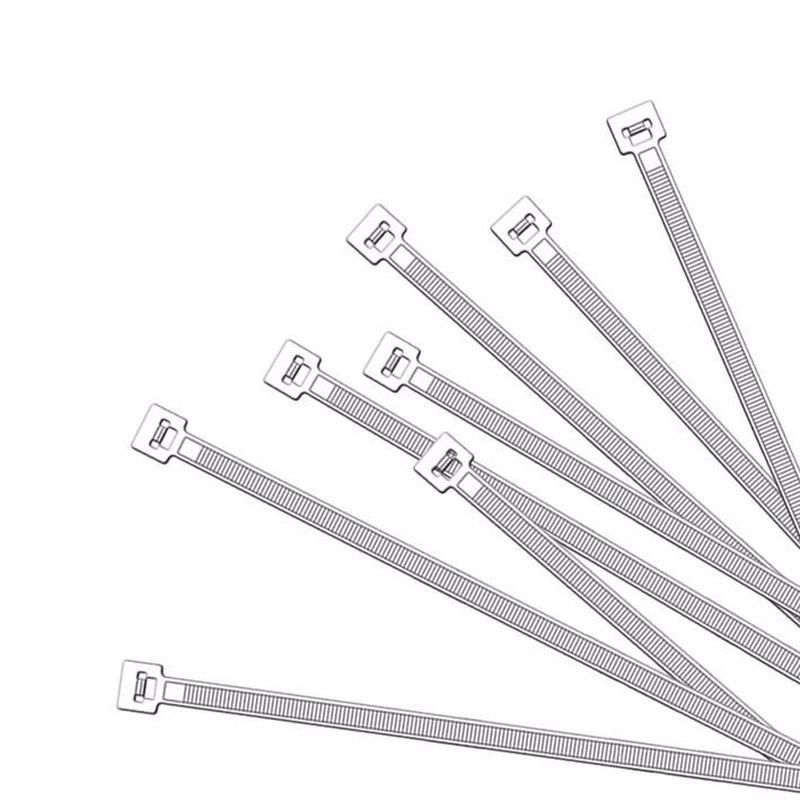 Feest kabelbinder 100 stuks 100 x 2 5 mm