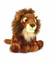 Feest keel toys pluche leeuw knuffel 30 cm