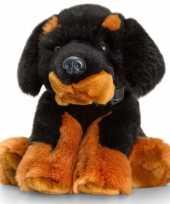Feest keel toys pluche mastiff hond knuffel 35 cm