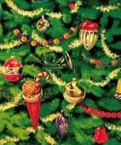 Feest kerst servetten kerstboom thema 10098798