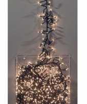 Feest kerstboom clusterverlichting