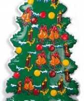 Feest kerstboom versiering 100 cm