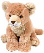 Feest kinder knuffels leeuwen welpje 30 cm