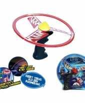 Feest kinder speelgoed ufo met lichteffecten