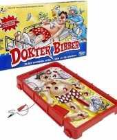 Feest kinder spel van dokter bibber