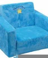 Feest kinder stoel blauw 40 x 49 x 44 cm