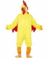 Feest kippen kostuum voor volwassenen