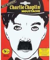 Feest klein charlie chaplin snorretje