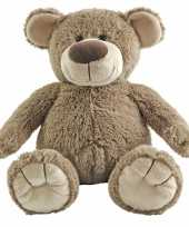 Feest knuffel beren pluche 40 cm bella