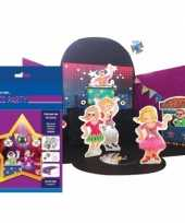 Feest knutsel set disco decor create kit