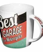 Feest koffiebeker motor