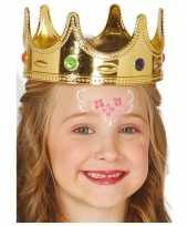 Feest koninginnen kroon voor kinderen