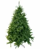 Feest kunst kerstboom 185 cm dennengroen
