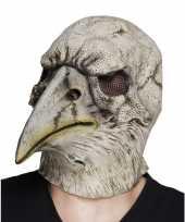 Feest latex halloween adelaar vogel masker voor volwassenen