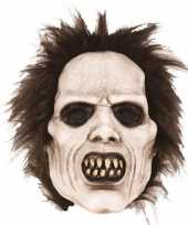 Feest latex horror masker scary zombie