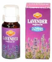 Feest lavendel geur olie voor in brander