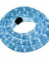 Feest led lichtslang blauw 5 meter
