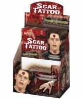 Feest litteken tattoo stickers